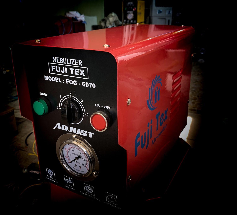 COMBO bộ máy phun sương FOG 6070 - (70 BÉC PHUN)