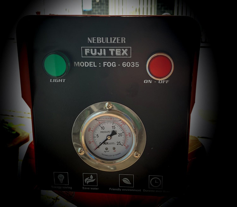 COMBO bộ máy phun sương FOG 6035 (30 BÉC PHUN)
