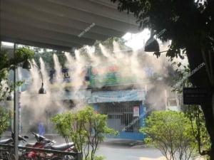 Hệ thống phun suong